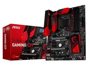 MSI Z170A Gaming M7 Socket 1151 Motherboard
